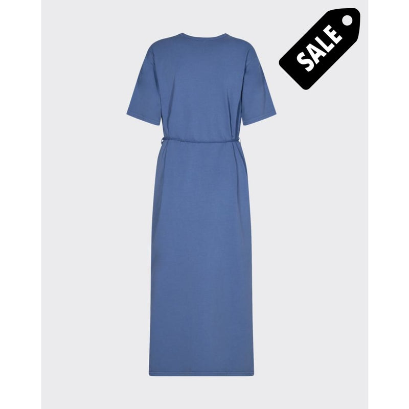 Philine Midi Dress - True Navy
