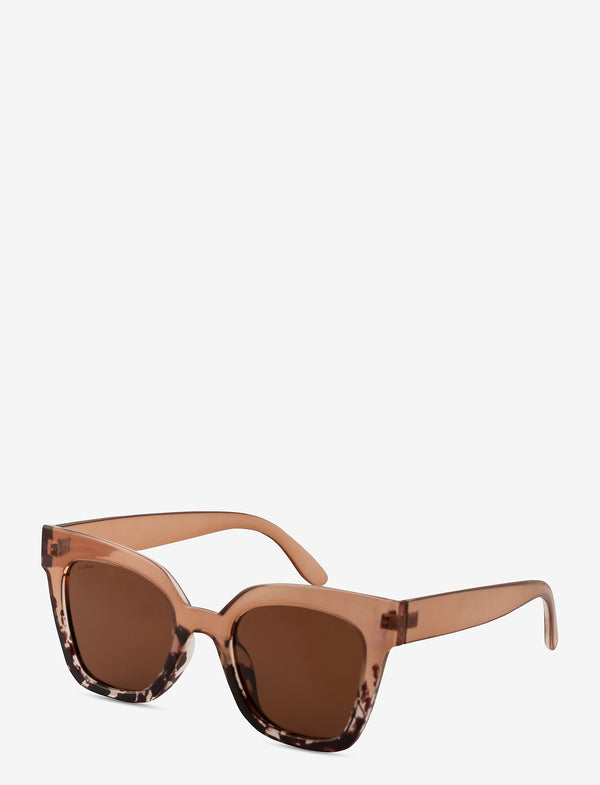 ELLERA SUNGLASSE - BROWN