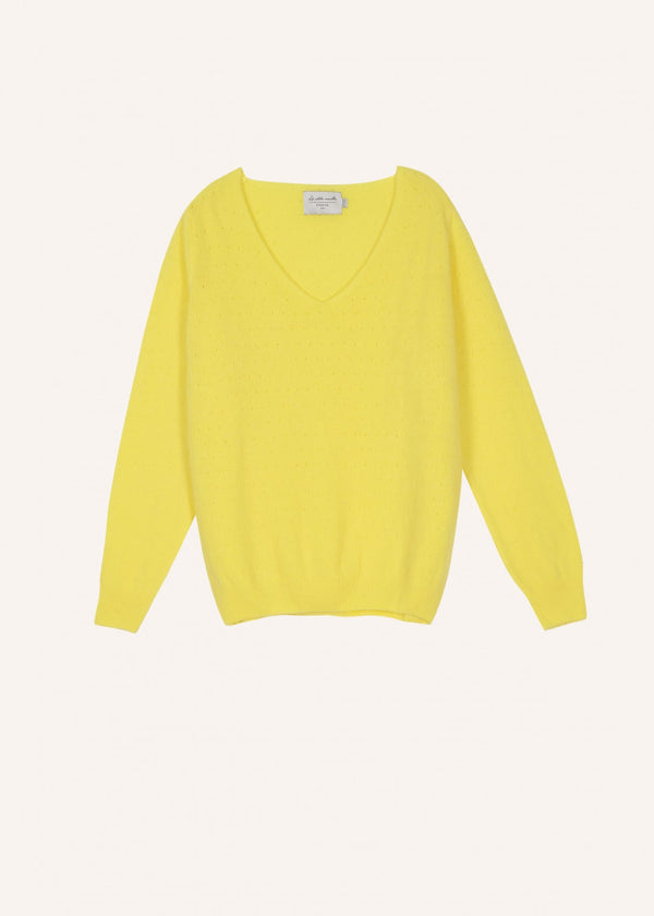 NOR KNIT - YELLOW