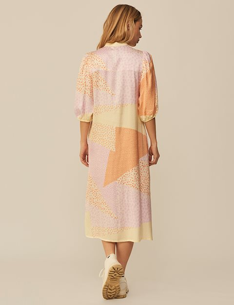 RENATA DRESS - DELMAR PRINT