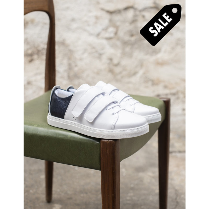 Renee Scratch Sneakers - Marine 36 Shoes