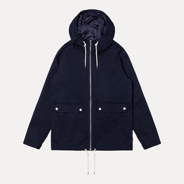 7718 COTTON PARKA - NAVY