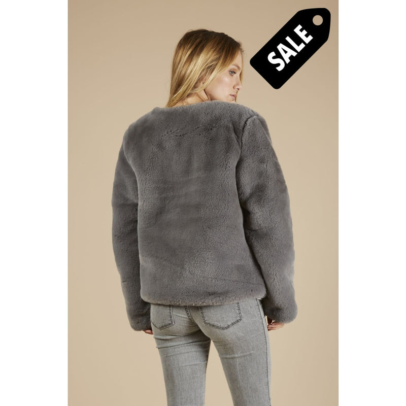 Righie Jacket - Grey