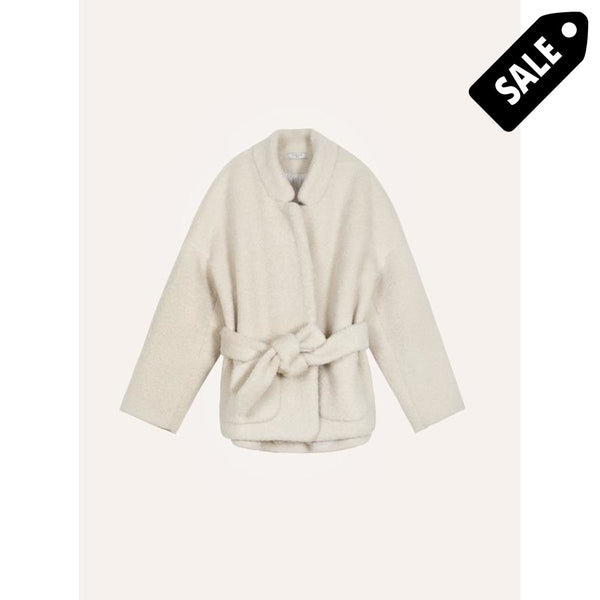 Scheila Coat - Ecru Xs Jacket