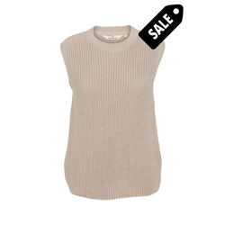Sweety Vest - Sand Xs Sweater