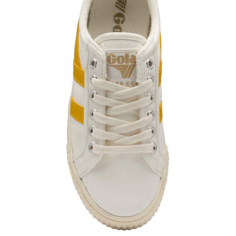 Tennis Mark Cox Trainer - Off white/Sun