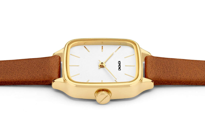 KATE WATCH - GOLD TAN