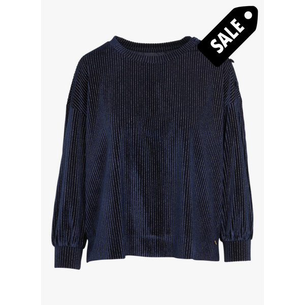 Zaima Dress - Navy Xs Sweater