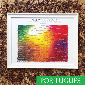Taste With Colour: Brazilian Portuguese