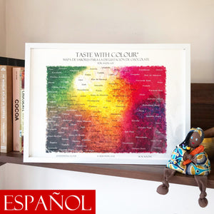 Taste With Colour: Spanish