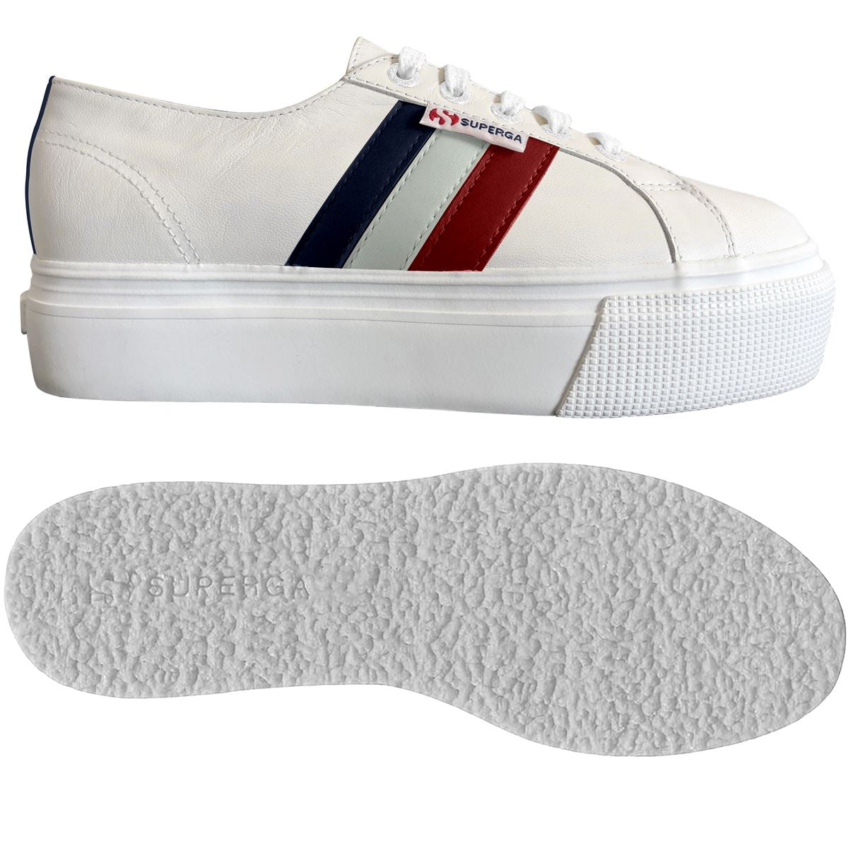 WHITE FRENCH FLAG