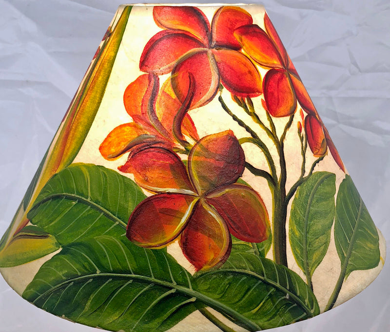 12 Inch Floral Lampshade 12-003