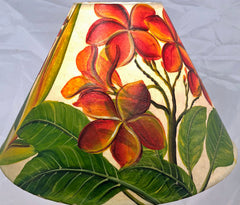 12 Inch Floral Lampshade 12-004