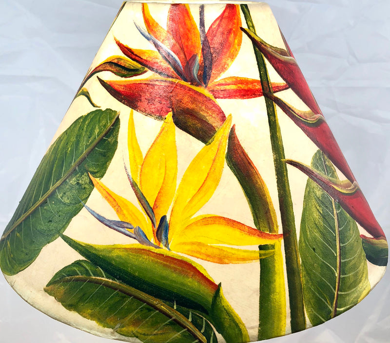 12 Inch Floral Lampshade 12-005