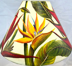 12 Inch Floral Lampshade 12-006