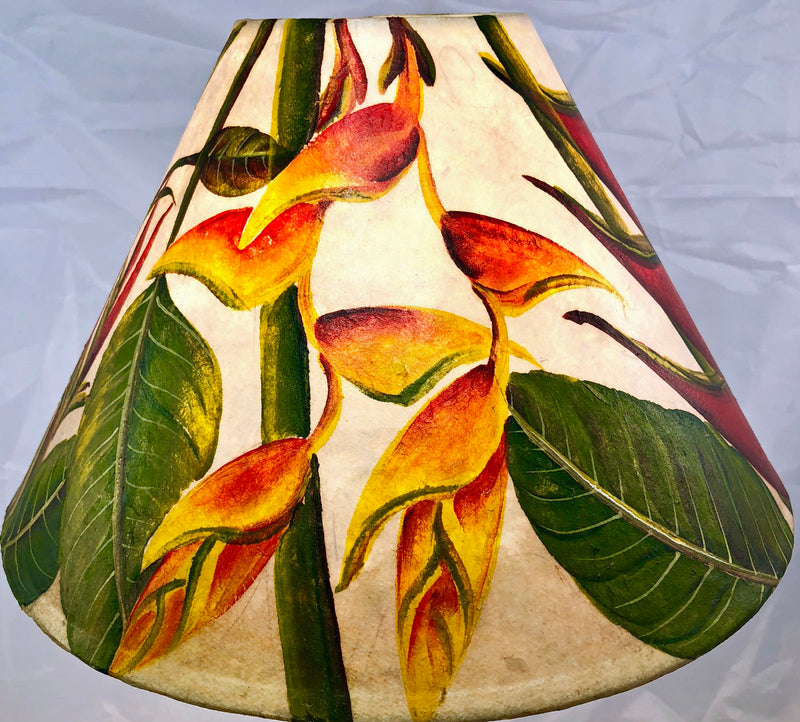 12 Inch Floral Lampshade 12-009