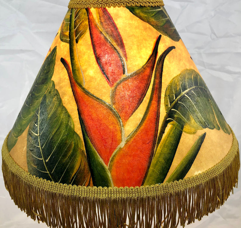 12 Inch Floral Lampshade 12-012