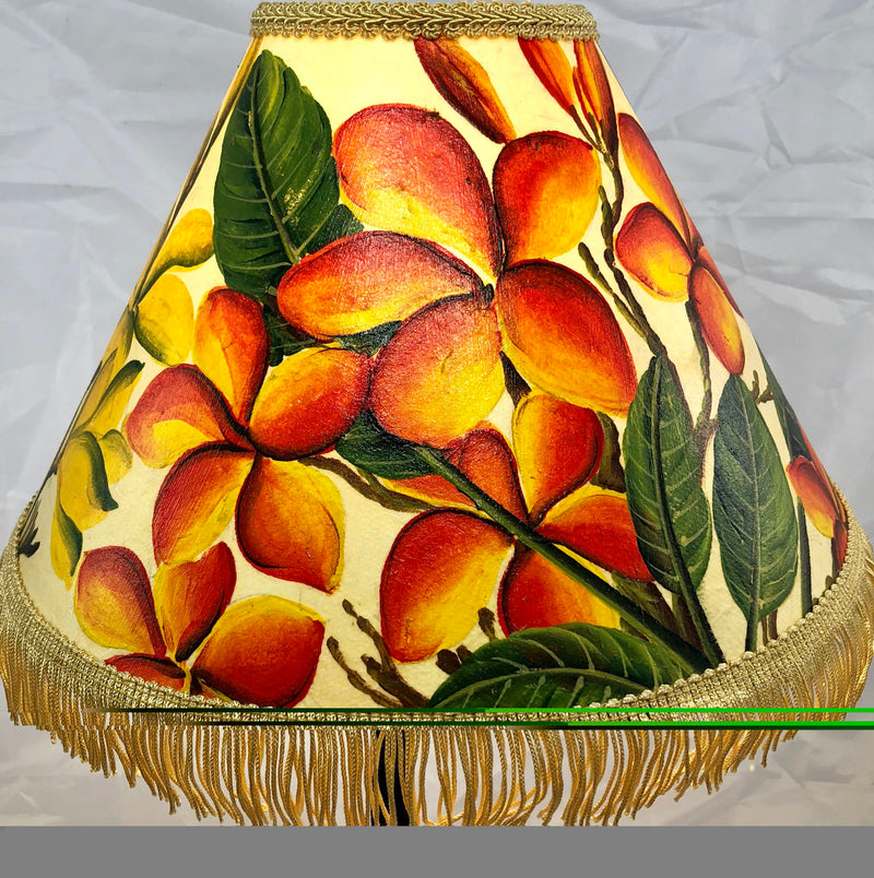 12 Inch Floral Lampshade 12-013