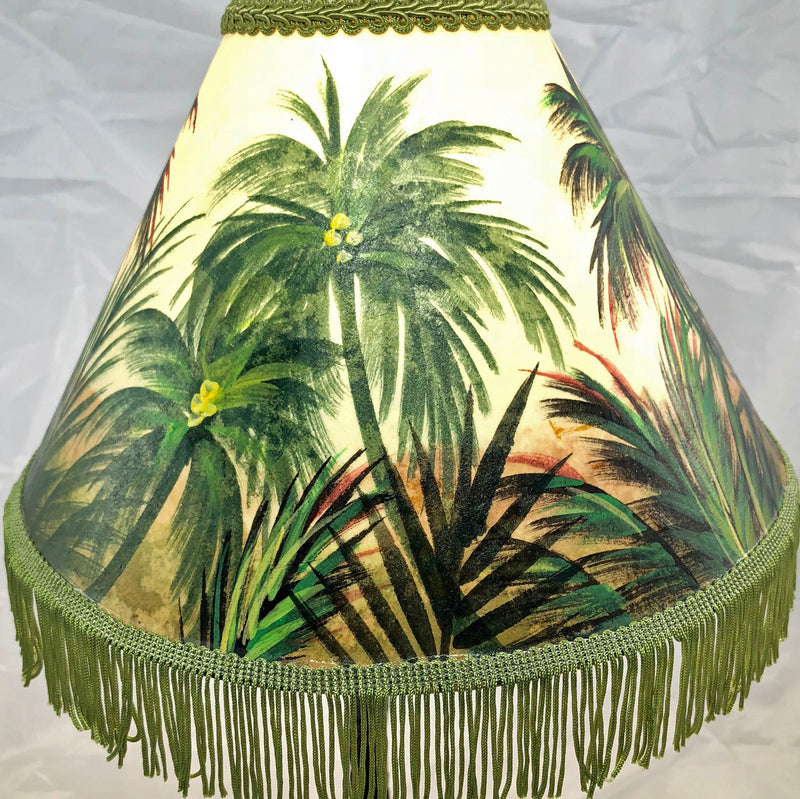 12 Inch Floral Lampshade 12-021