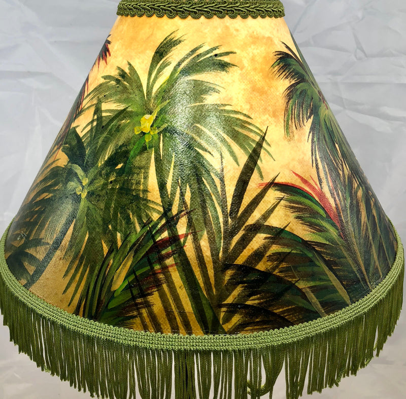 12 Inch Floral Lampshade 12-022