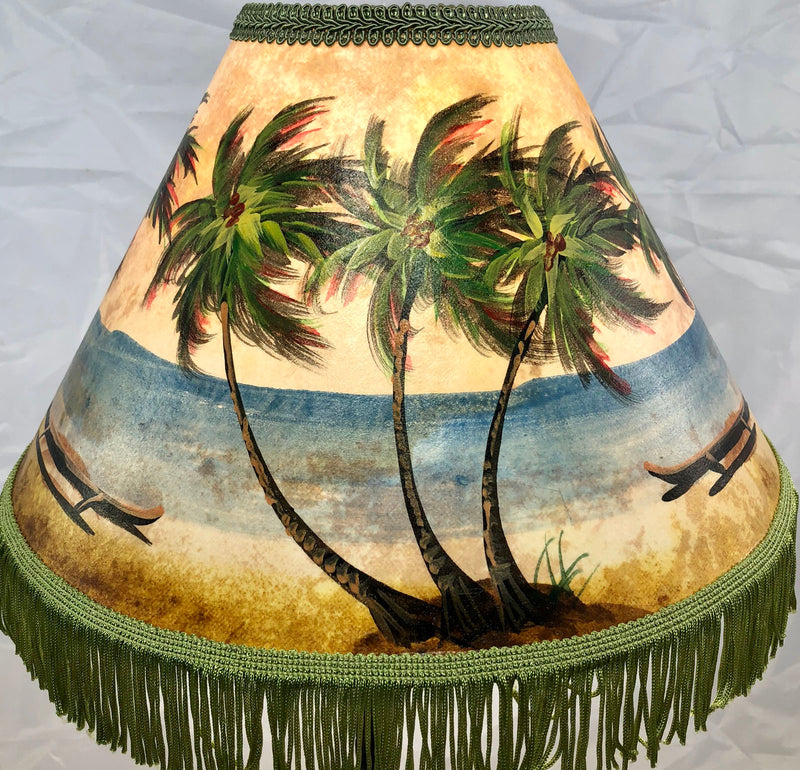 12 Inch Floral Lampshade 12-023