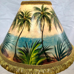 12 Inch Floral Lampshade 12-024
