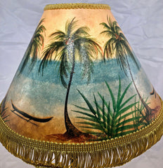 12 Inch Floral Lampshade 12-025