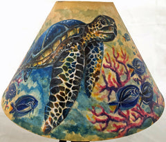 14 Inch Turtle shade 14T-001-2019