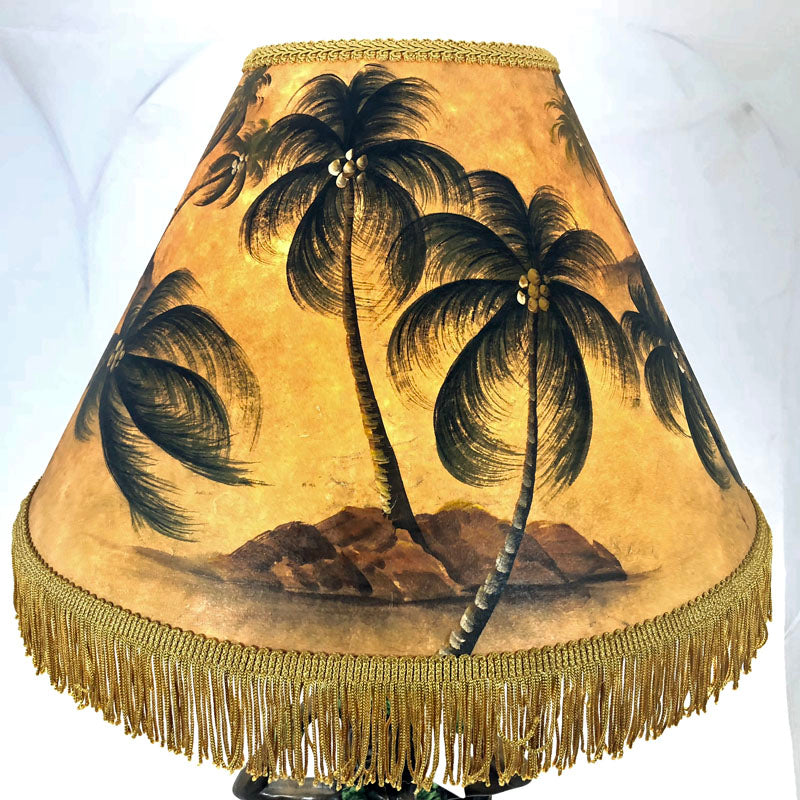 Simple Palm Shade - 16 Inch Medium