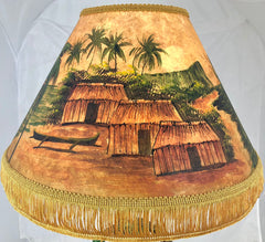 Hawaiian Village Shade - 16 INCH S-001