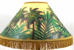 Palm Forest 18 Medium Lampshade