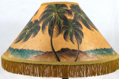 Ocean & Palms 18 Medium Lampshade