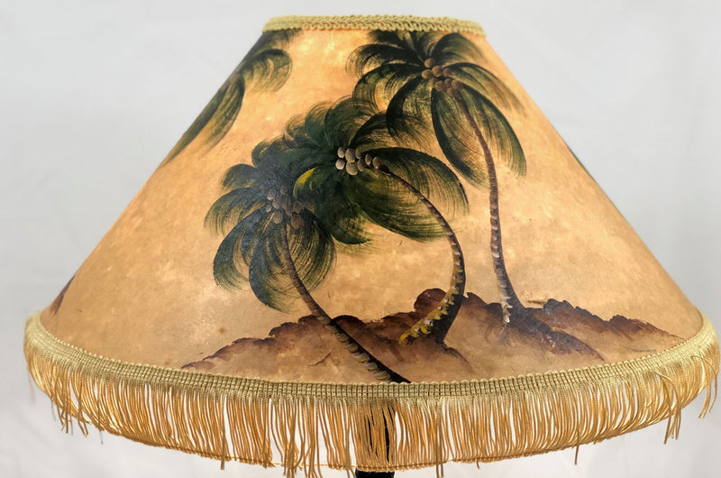 Simple Palm 18 Medium Lampshade