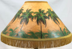 Palms & Fronds 18 Inch Medium Lampshade