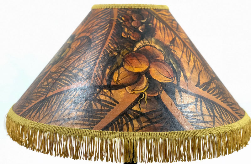 Coconut Cluster 18 Inch Medium Lampshade