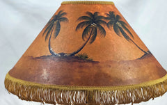 Rising Beach Palm 18 Inch Medium Lampshade