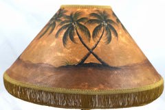 Palm CrossingPalm 18 Inch Medium Lampshade