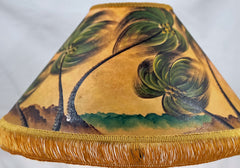 Windy Palms 18 Inch Medium Lampshade