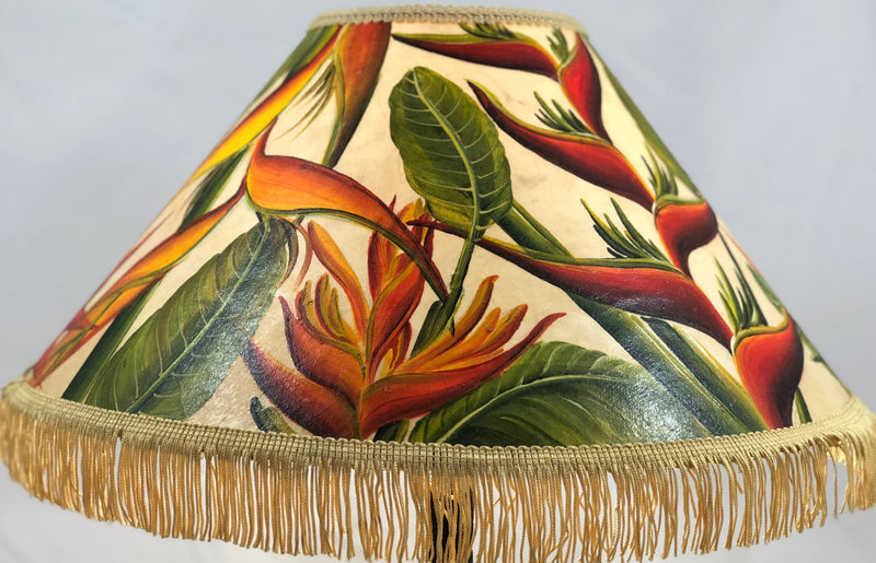 Heliconia Mix 18 Inch Medium Lampshade