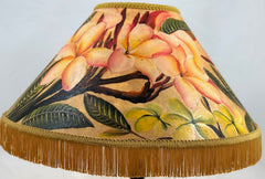 Plumeria Mix 18 Inch Medium Lampshade