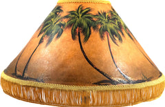 Tall Palms 18 Inch Medium Lampshade