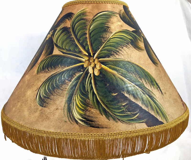 Big Palm Head 18 Inch Tall Lampshade