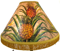 Tropical Island Forest 18 Inch Tall Lampshade