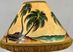 Ocean outrigger 18 Inch Tall Shade