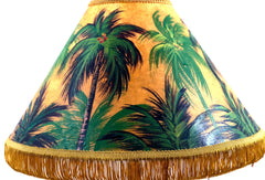 Palm Jungle 18 Inch Tall Lampshade