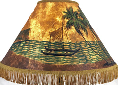 Diamond Head Outrigger 18 Inch Tall Shade