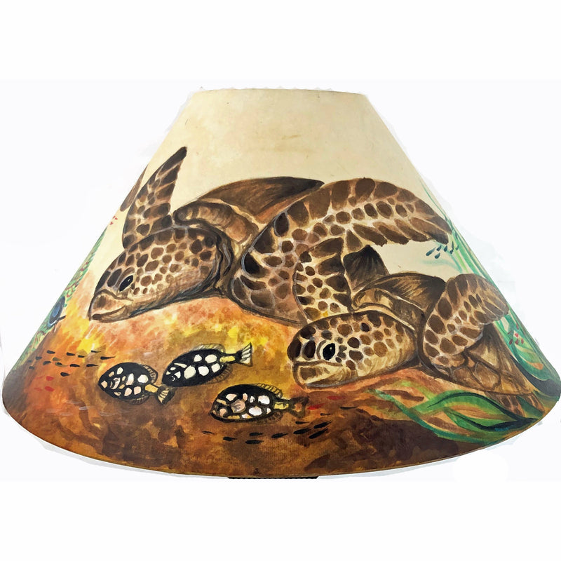 20 Inch Shade (SKU 20S-022) HAPPY TURTLES