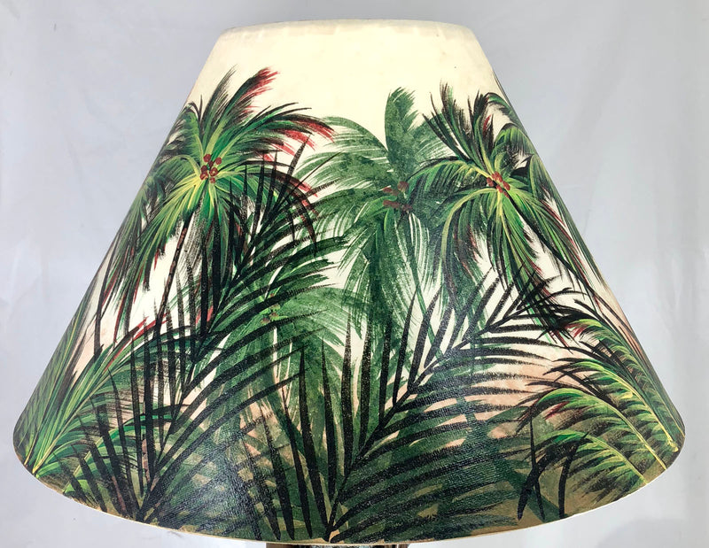 Palm Forest Two Tone Shade - 22 (8x14x22)