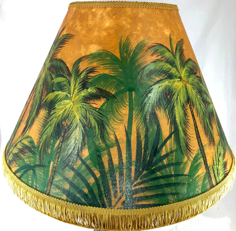 Ocean Palm Shade - 22 Inch Large Head (9x14x22)