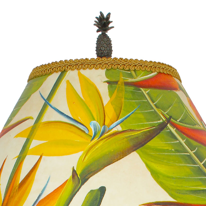 Pineapple Lamp Finial